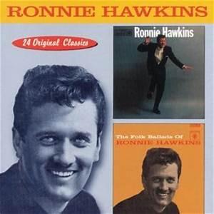 Ronnie Hawkins / The Folk Ballads of Ronnie Hawkins CD