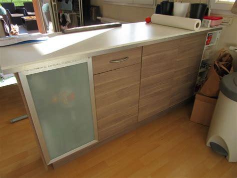meuble cuisine sans porte caisson de cuisine sans porte 5 porte vitr233e meuble