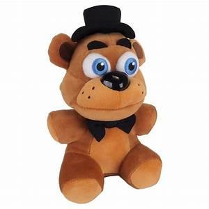Five Nights at Freddy's - Freddy Plush Doll : Target
