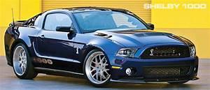 Brighton Ford : Shelby Cobra Celebrates 50 Years With 1,000 Horsepower!
