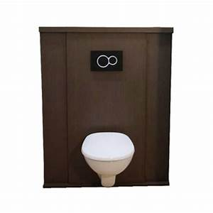 meuble wc suspendu siamp meuble pour bati support meubleo With meuble wc suspendu