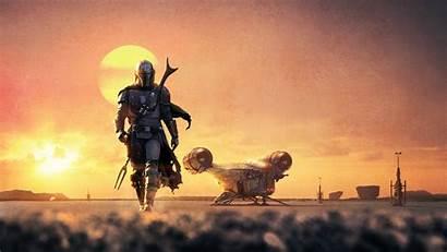 Wars Star Mandalorian Wallpapers Background 8k 4k
