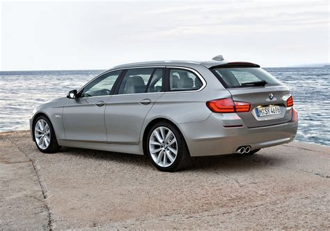 Bmw 5 Series Touring Photo by 2015 Bmw 5er Touring F11 Pictures Information And