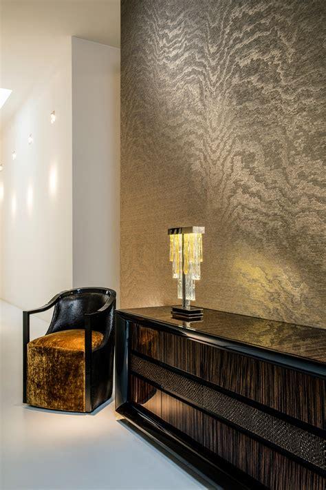 vertigo moire wall coverings wallpapers  arte