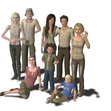 Walking Dead  Group 1 By Esmeiscool  The Exchange