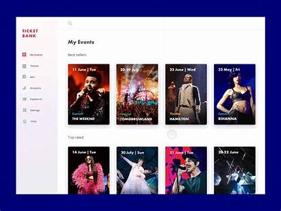 Event Management App Discovery Concept Desktop Dribbble