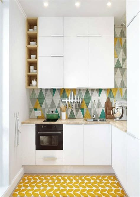 wallpaper ideas for kitchen the best patterned tiles and wallpaper ideas for your