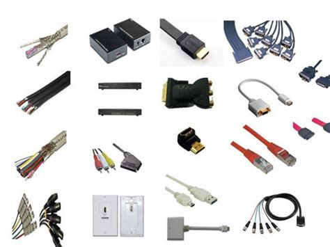 All Computer Cables And Connector & Antivirus Service