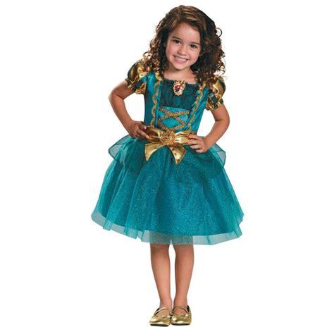 Toddler Girl's Classic Brave™ Merida Costume - 3T-4T ...