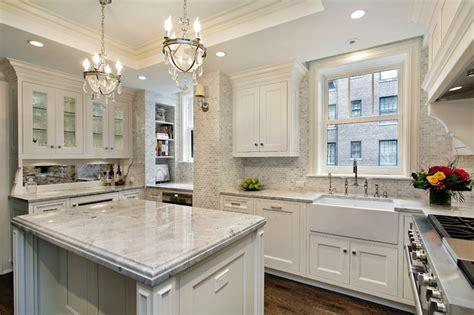 taj mahal quartzite transitional kitchen  design group