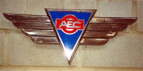 aec lorries  buses    lot