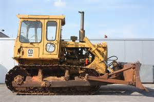 Caterpillar Heavy Equipment Machines