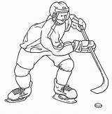 Coloring Pages Printable Winter Hockey Sports Sport Snowmobile Doo Ski Colouring Print Boys Sheets Library Clipart Popular Exercise Visit sketch template