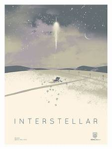 Get This Interstellar Poster By Kevin Dart At IMAX ...