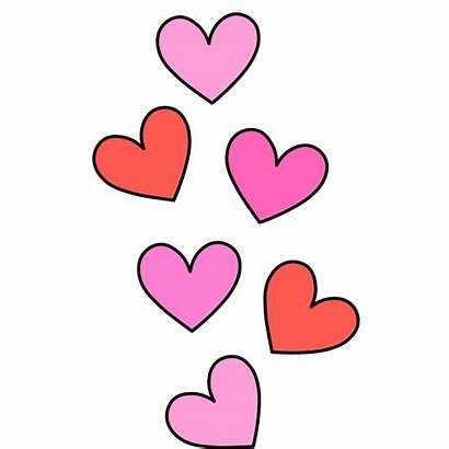 Valentines Hearts Sticker Martina Martian Valentine Gifs