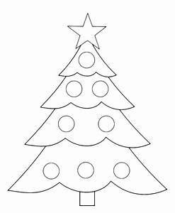 Natale Albero di Natale semplice