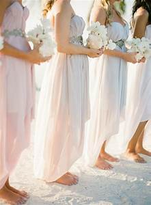picture of beautiful bridesmaids dresses for beach weddings With beach wedding bridesmaid dress