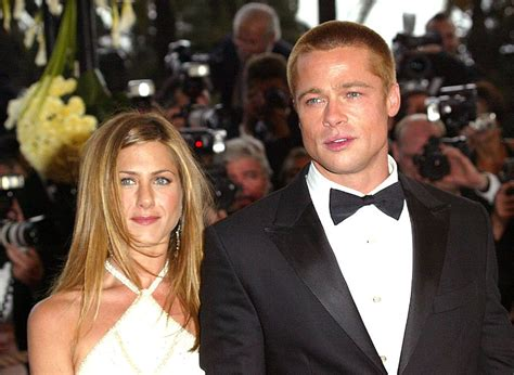 In 1994, jennifer aniston and brad pitt crossed paths for the first time. How Do Jennifer Aniston And Brad Pitt Feel About Their SAG ...