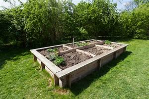 how to build a raised garden bed embedded thumbnail for With best way to make raised vegetable garden beds