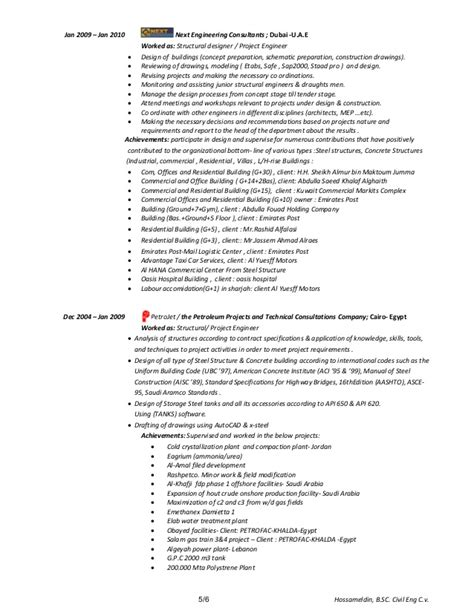 Structural Engineer Resume Cover Letter by Cover Letter Structural Engineering Civil Dear Sir Would