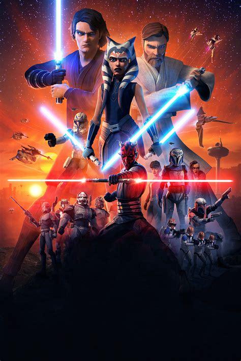 The Clone Wars 2020 Wallpaper, HD TV Series 4K Wallpapers ...