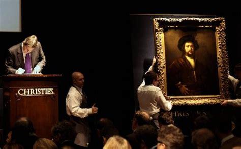 chambre nationale commissaire priseur oeuvre rembrandt vente aux encheres londres christies aparté