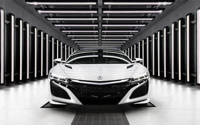 acura nsx supercar luxury sports car  illinois