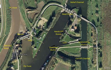 Boat Mooring Denver by More Moorings At Denver Sluice Complex Ouse Washesouse