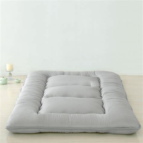 cheap futon beds light grey futon tatami mat japanese futon