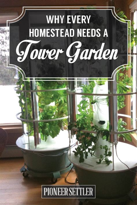 25 best ideas about tower garden on grow
