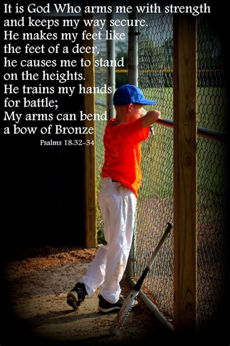 motivational quotes   youth baseball players