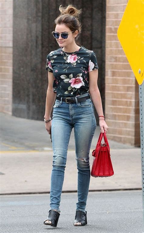 Lucy hale jeans style | Casual Outfit Ideas For 2020 ...