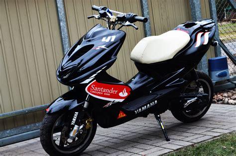 Yamaha Aerox 155vva Hd Photo by 2004 Yamaha Aerox Picture 2541689