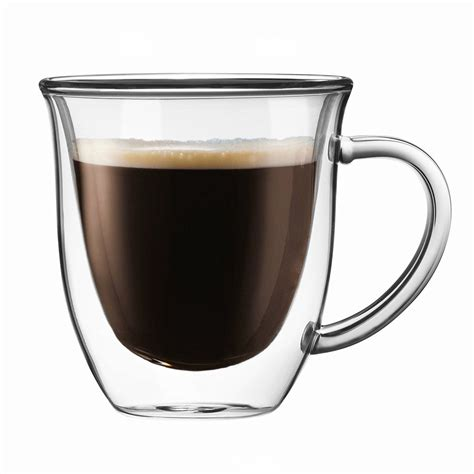 This mug retains heat for 12 hours and cold for 24 hours. Serene Insulated Glass Mugs - Joy Jolt Glassware | Insulated coffee mugs, Glass coffee mugs, Mugs