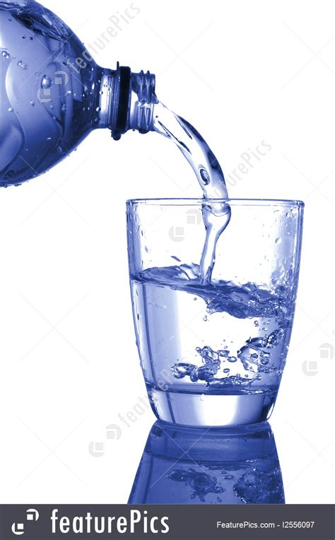 beverages ice water stock picture   featurepics