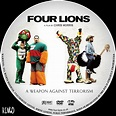 Four Lions - Custom DVD Labels - Four Lions CD Cover2012 ...