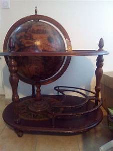 Bar Globe Terrestre : globe terrestre bar ancien catawiki ~ Teatrodelosmanantiales.com Idées de Décoration