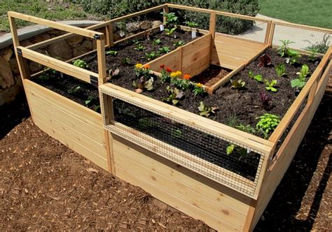 raised garden bed kit raised garden bed kit 8 x 8 outdoor living today