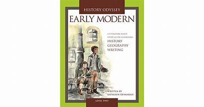 Odyssey History Early Level Modern Books