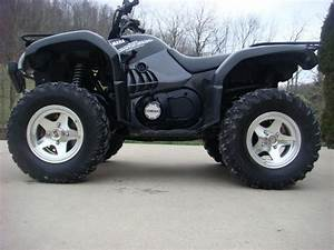 2005 Yamaha Grizzly 660 Special Edition
