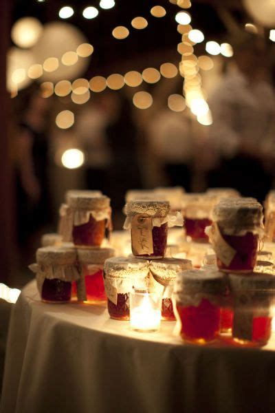 Barn Wedding Party Favors