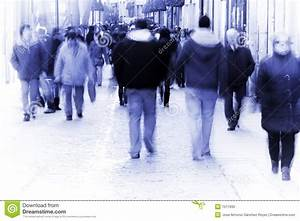 Blurred People Royalty Free Stock Photo - Image: 7511935