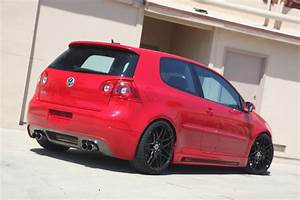 Volkswagen Mkv Gti With 19 U0026quot  Forgestar F14 Finished In