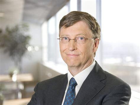 Cinco logros de Bill Gates, quien hoy cumple 60 años ...
