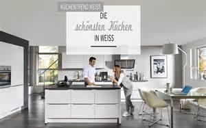 küche co weiße küchen küchentrends in weiß küche co