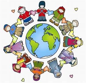 Image D Enfant : d coration enfants du monde scolart ~ Dallasstarsshop.com Idées de Décoration