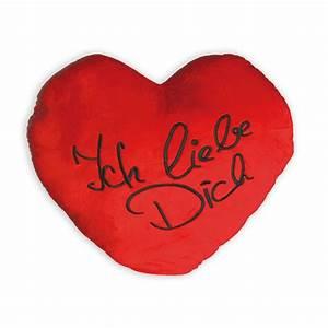 Süße Herz Bilder : kissen xxl herz ich liebe dich herz bettw sche kissen jetzt im shop bestellen close up gmbh ~ Frokenaadalensverden.com Haus und Dekorationen