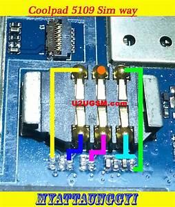 Coolpad 5109 Insert Sim Card Problem Solution Jumper Ways