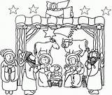 Jesus Coloring Birth Pages Christ Lds Coloringhome Sheets Story Nativity Popular Drawing sketch template