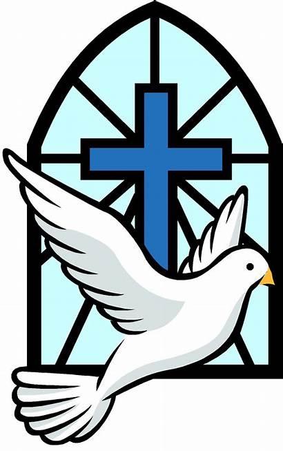Trinity Holy Clipart Church Symbols Clipground Related